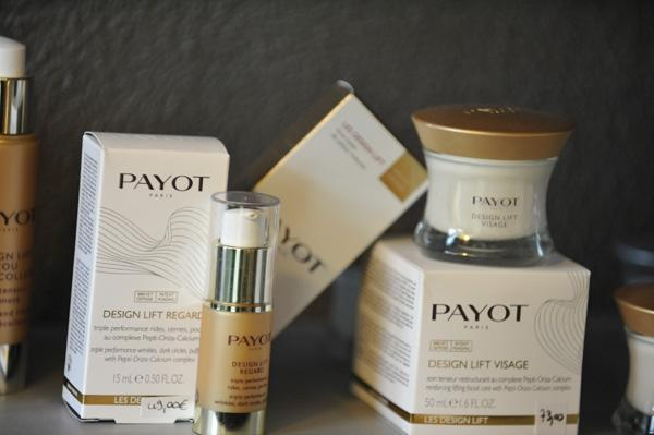 Vente de produits Payot